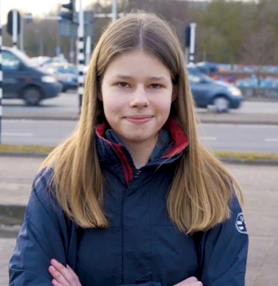 Lisa van der Geer
